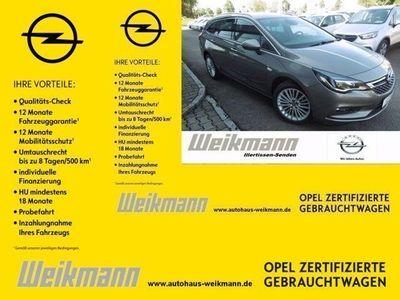 gebraucht Opel Astra Sports Tourer Innovation S/S Easytronic
