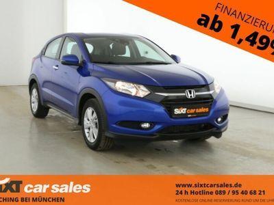 brugt Honda HR-V 1.6 i-DTEC Elegance|Navi|DAB|Sitzhzg|PDC|E6