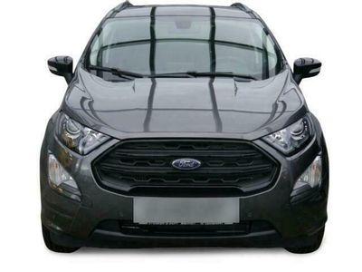 gebraucht Ford Ecosport 1.0 EcoBoost ST-Line+Navi+Xenon+KeyFree