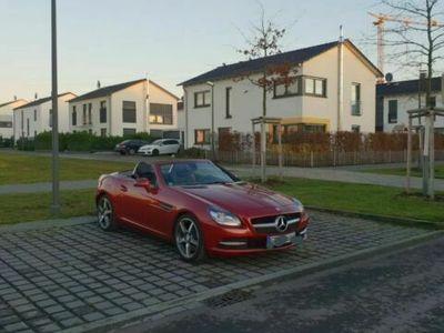 gebraucht Mercedes SLK200 (BlueEFFICIENCY) CarbonLOOK Edition