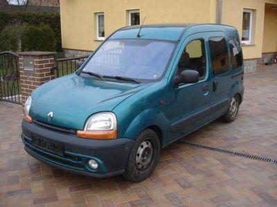 gebraucht Renault Kangoo 1.6 16V Expression+Hinterachse defekt+Klima+