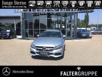 gebraucht Mercedes C300 Cpé Comand Kamera ILS Burmester Totwink SH Klima