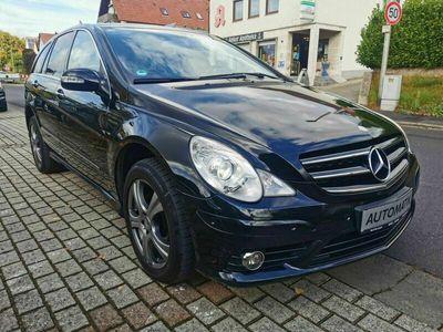 gebraucht Mercedes R320 R 320 R -KlasseCDI 4-Matic/Teilleder/Xenon /AHK