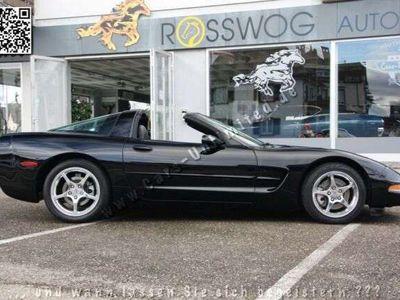 gebraucht Corvette C5 5.7 Targa Coupé - All Black / Glasdach