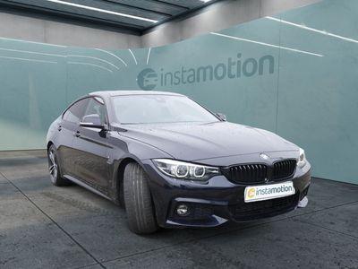 gebraucht BMW 430 Gran Coupé 430 d M Sport LEDER+NAVI+HUD+LED+eGSD+