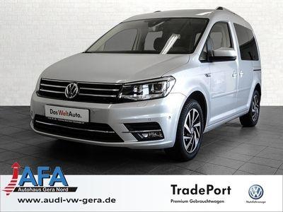 gebraucht VW Caddy 2,0 TDI JOIN Xenon,Navi,ACC,PDC,EU6