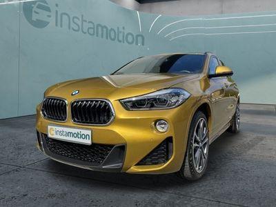 gebraucht BMW X2 X2xDr 20d M-Sport DrAss+ ACC ParkAss HUD HiFi