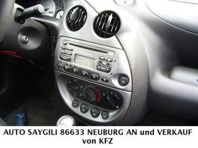 gebraucht Ford Ka GHIA EURO 4 KLIMA LEDER TOP