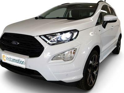 gebraucht Ford Ecosport EcoSportST-LINE NAVI / FAHRERASSISTENZ-PAKET / TECHNIK-PAK