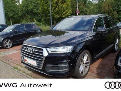 gebraucht Audi Q7 3.0 TDI quattro Tiptronic, Navi Plus,elektr. Sitz