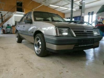 used Opel Ascona c Jubilee