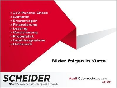 gebraucht Audi A5 Coupe 2.0 TFSI 3 x S line LED Klima Leder