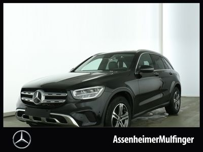 gebraucht Mercedes 200 GLC4matic **Navi/MBUX/Spur/Kamera