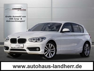 gebraucht BMW 118 118 i Automatik // LED/Navi/PDC/SHZ