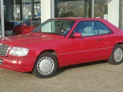 gebraucht Mercedes E220 Coupe*Automatik*Klima*2.Hand*1A Zusatand*