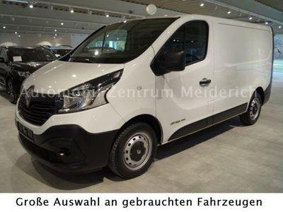 gebraucht Renault Trafic Kasten L1H1 2,7t Kom.- 1.Hand - HU Neu -
