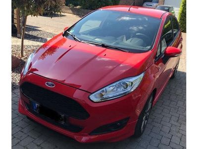 gebraucht Ford Fiesta 1.0 EcoBoost Autom. ST-LINE *5J. Garantie