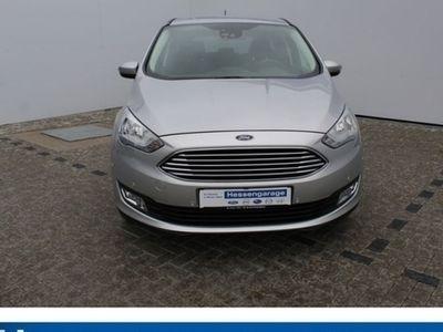 gebraucht Ford C-MAX 1.5 EcoBoost Start-Stop Aut. Titanium