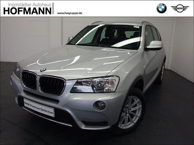 gebraucht BMW X3 xDrive20dA/PDC/SHZ/Klimaaut/Lichtpaket/Aktion