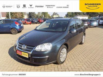 gebraucht VW Golf VI 1.6 (1K) 102 PS Trendline Klima