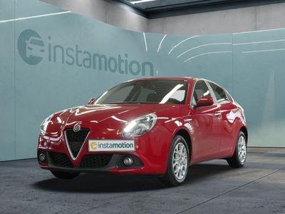 gebraucht Alfa Romeo Giulietta Giulietta14 TB 16V Klima PDC SHZ