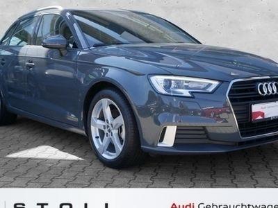gebraucht Audi A3 Sportback 35 TFSI Sport S-tronic Navi KlimaAutomat