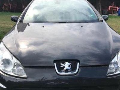 gebraucht Peugeot 407 HDi 135 Automatik Platinum