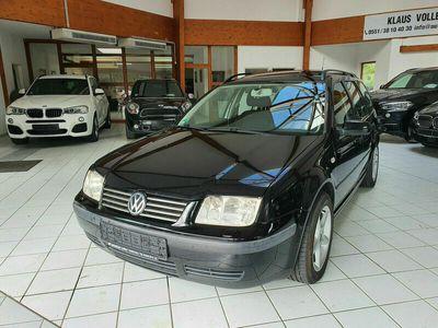 gebraucht VW Bora 1.9 TDI 4Motion Edition Navi SHZ GSD AHK