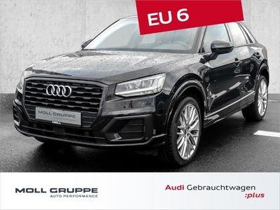 gebraucht Audi Q2 1.4 TFSI S tronic Design NAVI ALU OPTIKPAKET