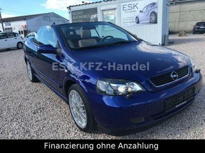 gebraucht Opel Astra Cabriolet G 1.8 16V 90 J.Bertone*Xenon*