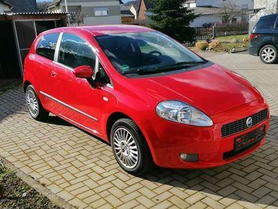 gebraucht Fiat Grande Punto Starjet 1.4 95PS Tuv 03....