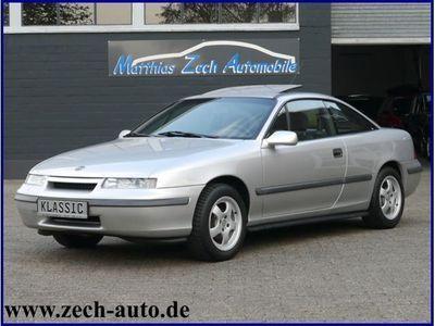 gebraucht Opel Calibra 2,0 8 V * Automatik * Schiebedach *