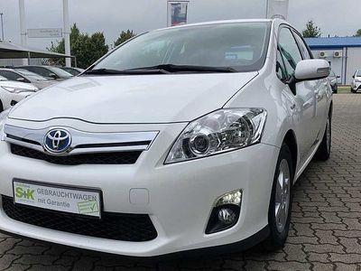 gebraucht Toyota Auris 1,8 VVT-I HSD Life*Klimaautomatik*
