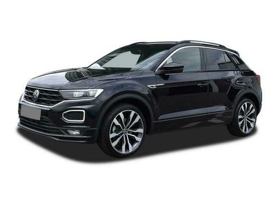 gebraucht VW T-Roc T-Roc2.0 TSI DSG 4MOTION R-Line | LED | AHK |