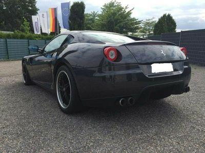 "gebraucht Ferrari 599 GTB Fiorano F1 ""HGTE"" - Neupreis:295.050,62€ als Sportwagen/Coupé in Solingen"