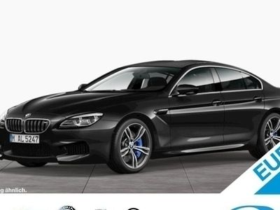 gebraucht BMW M6 Gran Coupé Head-Up HK HiFi LED WLAN RFK Soft-Close
