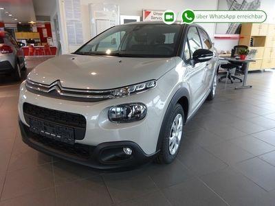 gebraucht Citroën C3 Feel PureTech82 5tür. *Navi *CityKamerPaket *SHZ