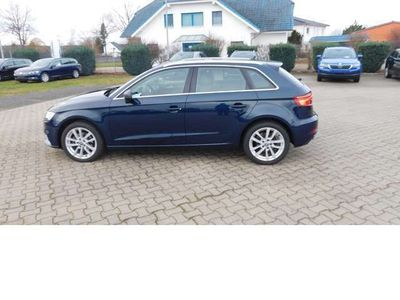 gebraucht Audi A3 Sportback 1.6 BMT TDI Navi Klima