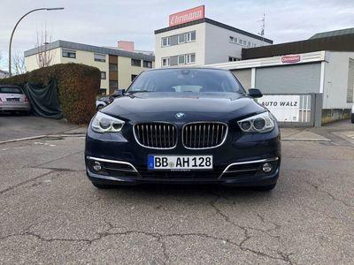 gebraucht BMW 530 Gran Turismo 530d xDrive Gran Turismo Aut Luxury Line