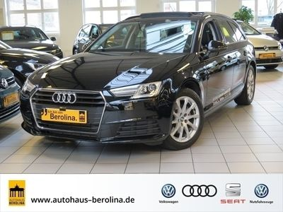 gebraucht Audi A4 Avant 35 TFSI S line S tronic *NAVI*PDC*SHZ*