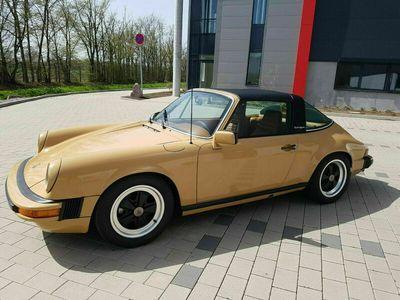 gebraucht Porsche 911SC Targa
