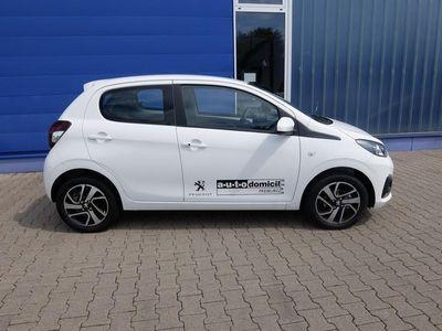 gebraucht Peugeot 108 PureTech 82 Allure KLIMAAUTOMATIK,SHZ etc.