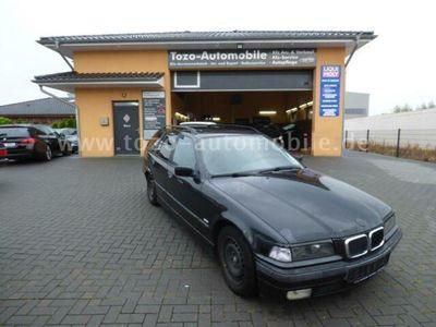 gebraucht BMW 316 Baureihe 3 touring 316i*S-DACH*SHZ*KLIMA*AHK*