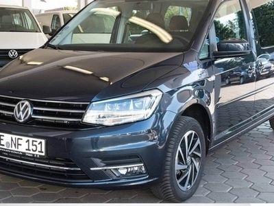 usado VW Caddy Maxi Life Join 2.0 TDI DSG 7-SITZER/NAVI
