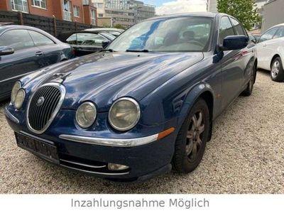 gebraucht Jaguar S-Type 3 L V6 Executive/PDC/KLIMA/LEDER/ALU/
