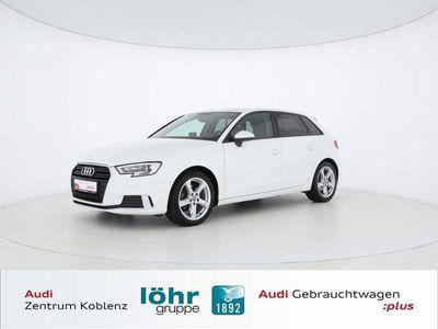 gebraucht Audi A3 Sportback 2.0 TDI sport *Navi*Xenon*AHK*