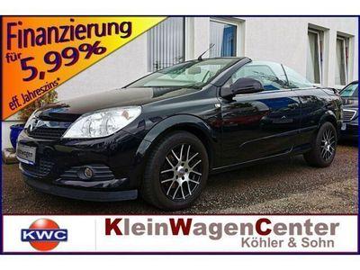 gebraucht Opel Astra Cabriolet H 1.8 Twin Top Endless Summer+Klima+Leder