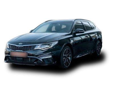 gebraucht Kia Optima Sportswagon 1.6 CRDI DCT GT Line