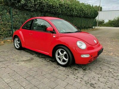 gebraucht VW Beetle 2,0i Klima Sitzheizung
