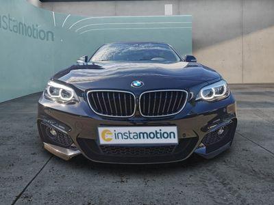 gebraucht BMW 230 230 i M Sport Cabrio EU6d-T Aut Navi LED Alarm PDC Temp